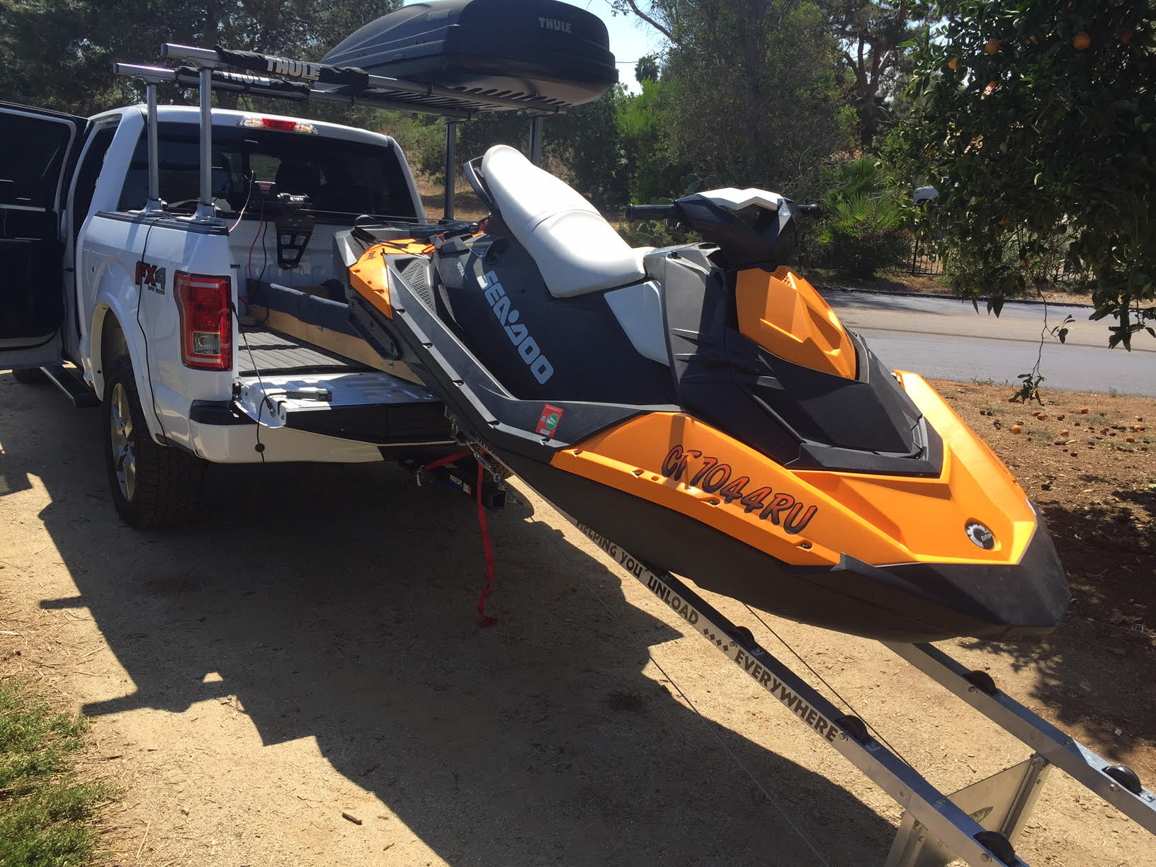 Sea Doo Toy Loader Made In Usa Ramps